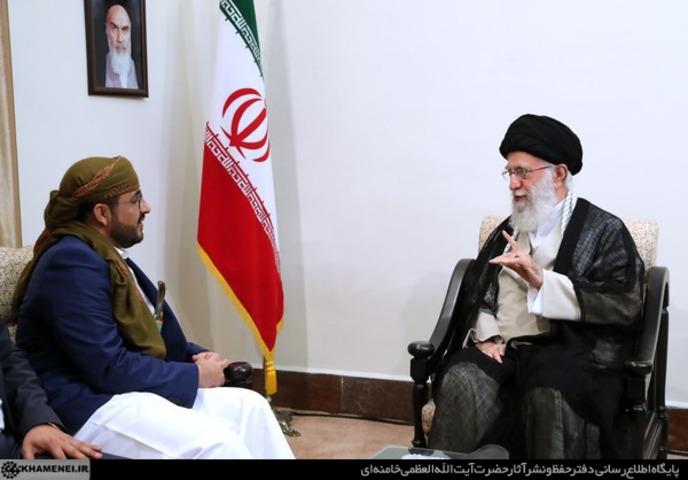 خبر مهم رهبری به میهمانان یمنی خود