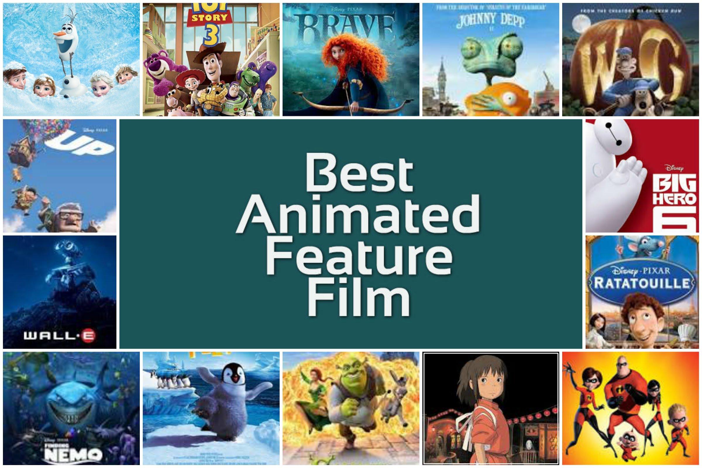 برترین انیمیشنهای برنده اسکار کدامند؟ + تصاویر