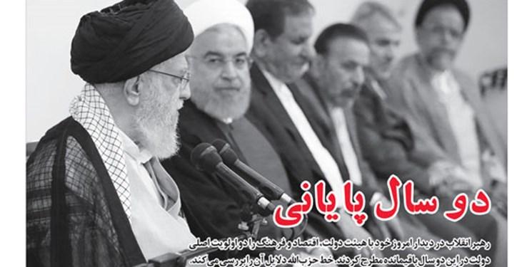 خط حزبالله ۱۹۸  دوسال پایانی