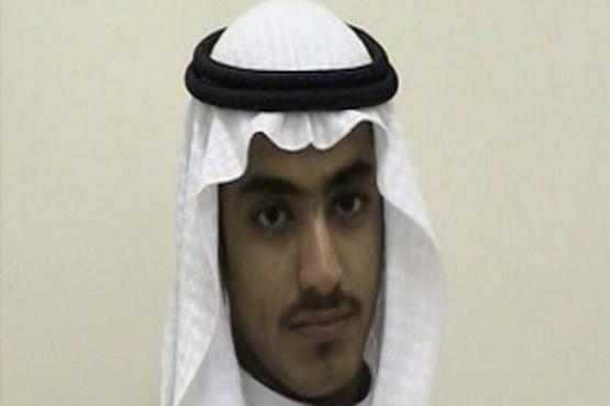 مرگ پسر بن لادن تایید شد