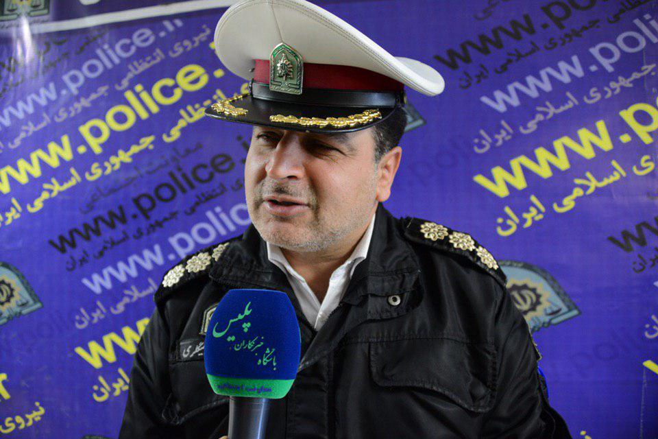 اعلام محدودیتهای ترافیکی در محورهای مواصلاتی استان