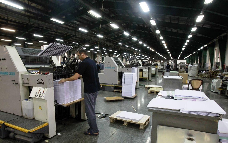 آشفتگی بازار مواد اولیه، نفس چاپخانهها را به شماره انداخت/ کاهش ۹۰درصدی میزان سفارشات