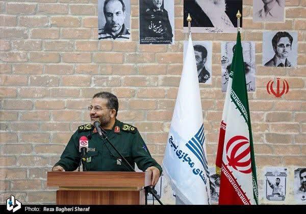 باید صدای انقلاب اسلامی از بستر فضای مجازی به تمام دنیا برسد/ شکستهای دشمن در این فضا غیرقابل کتمان است