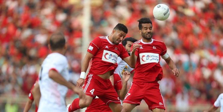 هفته چهارم لیگ برتر فوتبال زیر سایه دربی!