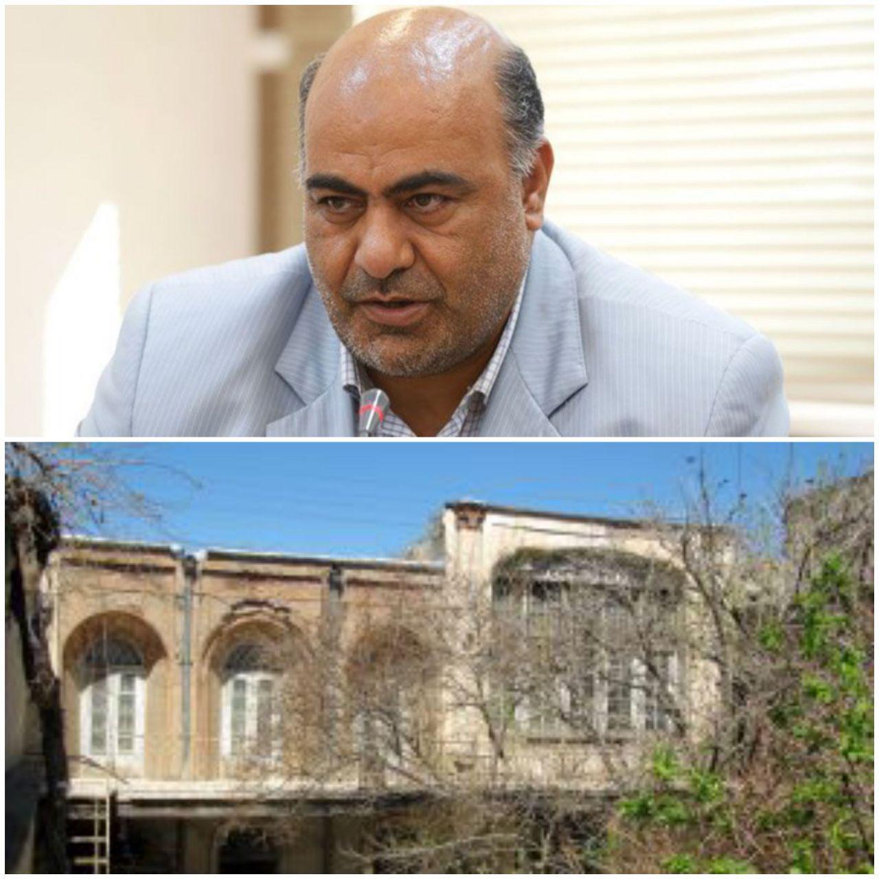 سه بنای تاریخی در فهرست آثار ملی ایران ثبت شد
