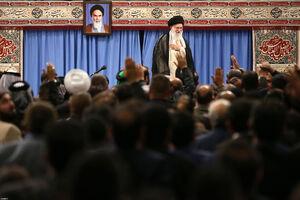 حاشیههای دیدار موکبداران عراقی با رهبرانقلاب+عکس