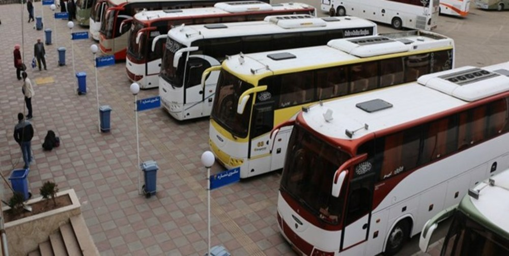 آمادگی ۲۰۰دستگاه اتوبوس برای جابهجایی زائران اربعین