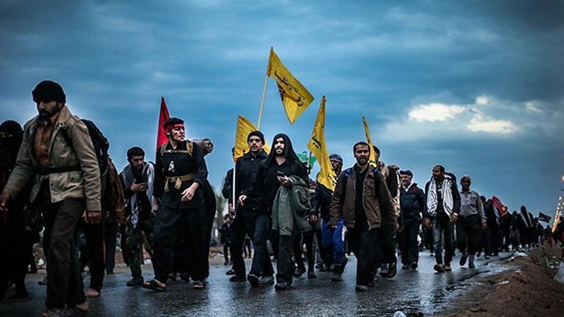 ثبتنام بیش از ۲۸ هزار قزوینی برای حضور در پیادهروی اربعین