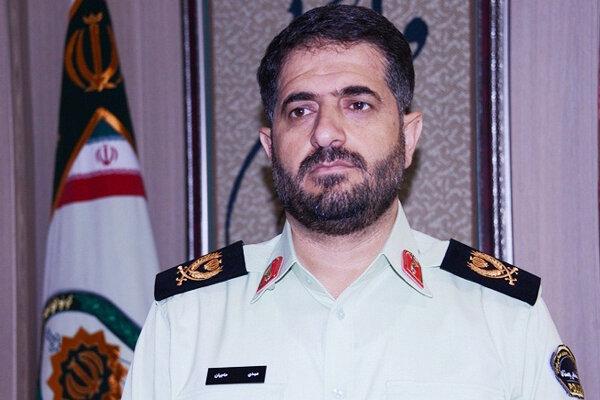 دستگیری سارقان محموله ی ۴۰ تنی مس و آلومنیوم توسط پلیس قزوین