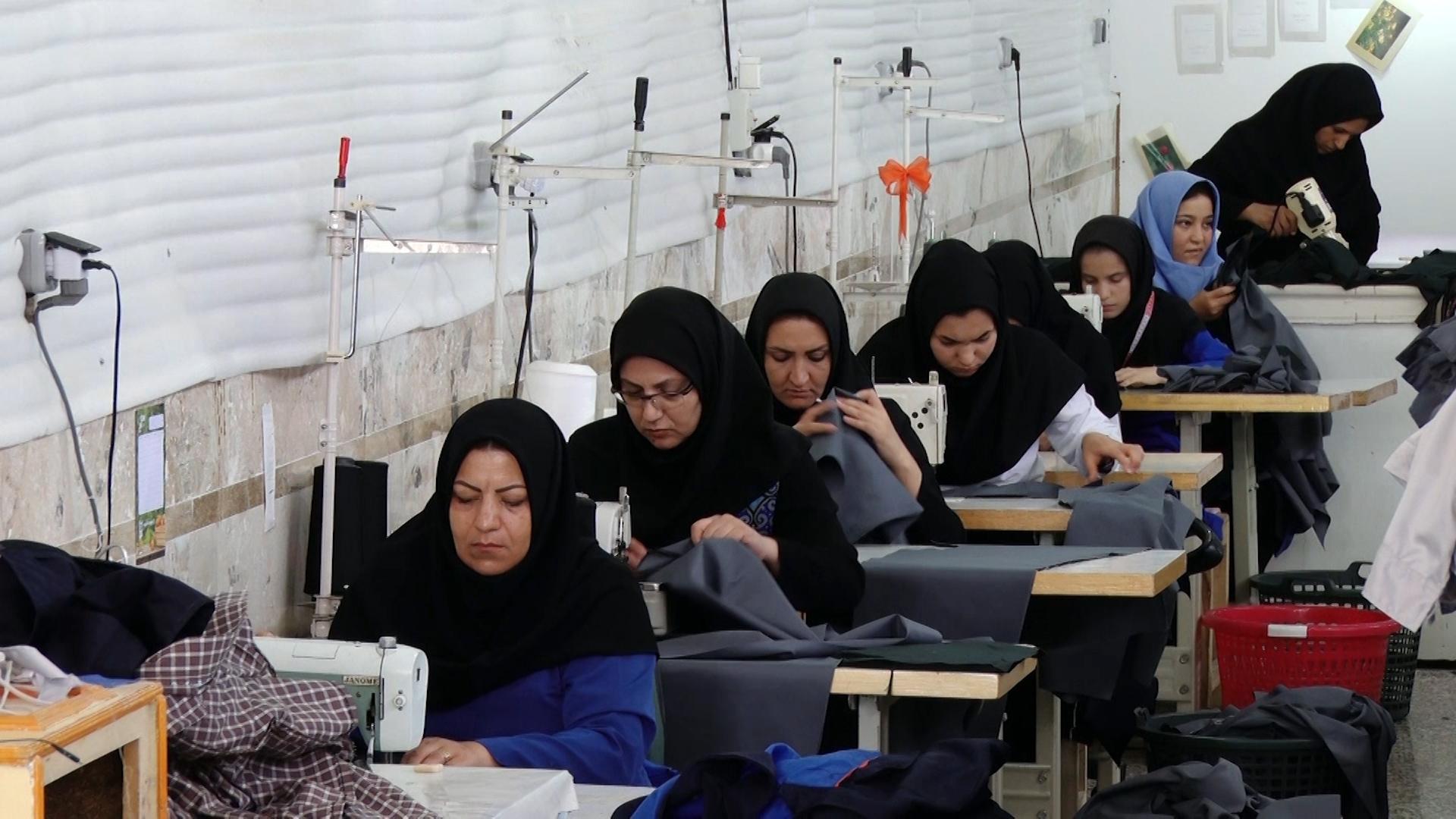 ایجاد ۱۳۵۷فرصت شغلی از طریق کمیته امداد قزوین