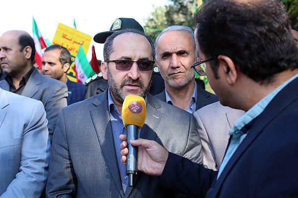 ۱۳ آبان تجلی وحدت و بصیرت ملت ایران در برابر استکبار جهانی است