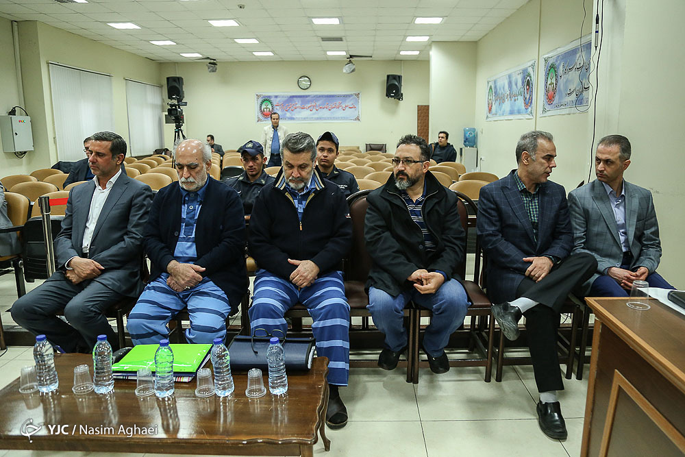 ردپای داماد آقای وزیر در پرونده فساد بانک پارسیان و ملت