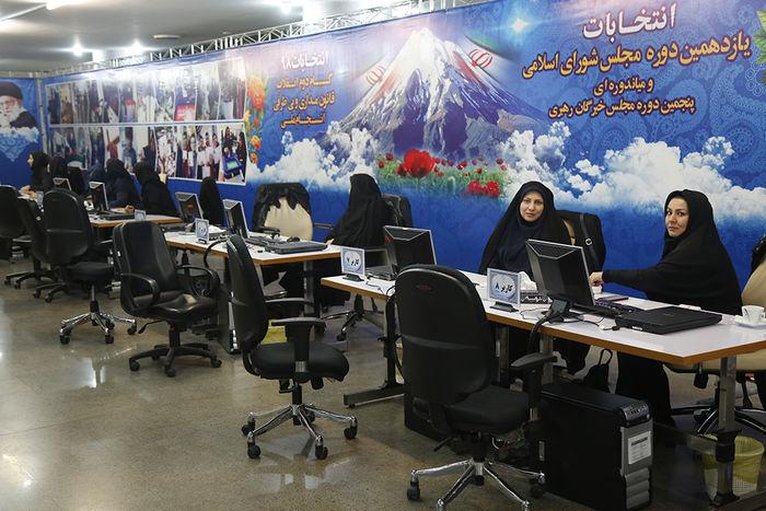ثبتنام ۸داوطلب نمایندگی در ستاد انتخابات شهرستان قزوین
