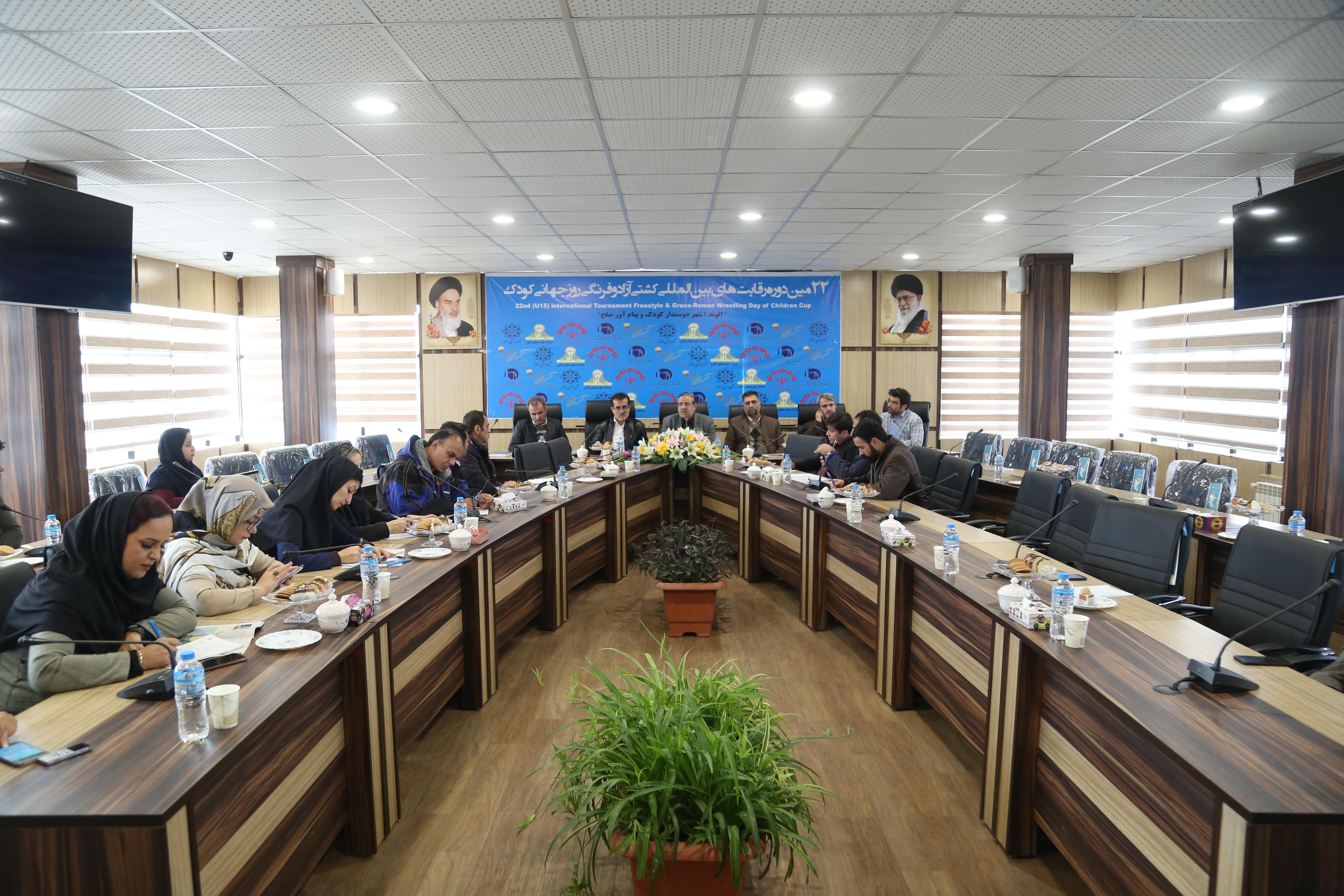 الوند میزبان برگزاری مسابقات بین المللی کشتی/ چهار کشور برای حضور در این مسابقات اعلام آمادگی کردند