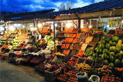 بازارچه عرضه مستقیم محصولات کشاورزی در قزوین افتتاح میشود