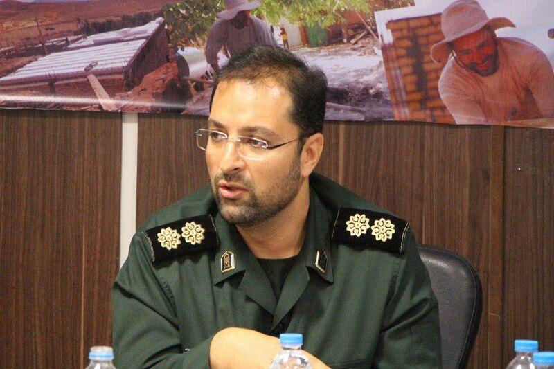 اولین محموله کمکرسانی قزوین به سیستان و بلوچستان ارسال شد