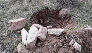 ناکامی حفاران غیرمجاز در منطقه الموت غربی