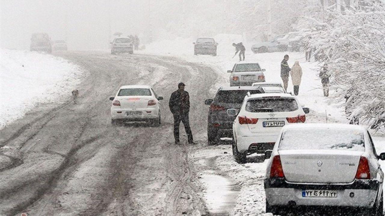 امدادرسانی به بیش از ۴ هزار در راه مانده برف و کولاک