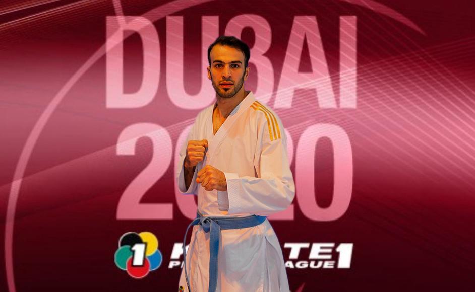 کاراته کای المپیکی ایران مدال برنز را بر گردن آویخت