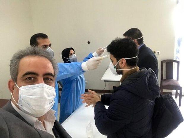بیماران فوت شده در بیمارستان بوعلی ناشی از آنفولانزا بودند/ رفع کمبود ماسک طی روزهای آینده