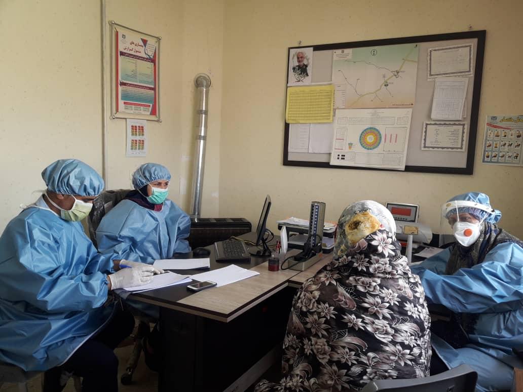 ماسک و مواد ضدعفونیکننده در مناطق محروم توزیع شد/ فعالیت ایستگاههای سلامت در ۸ نقطه قزوین