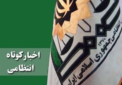 کشف ۵۴۰ لیتر الکل سفید غیرمجاز و دستگیری سارق حرفهای در شهرستان البرز