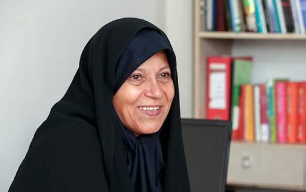 فائزه هاشمی: امام خمینی مخالف حجاب اجباری بود!