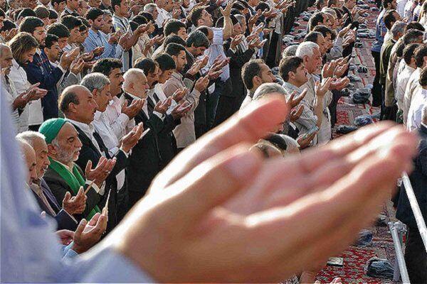 """نماز """"عیدفطر"""" با رعایت پروتکلهای بهداشتی در قزوین برگزار میشود"""