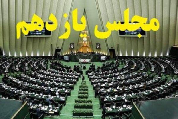 عکس/ جوان ترین و مسن ترین نمایندگان مجلس