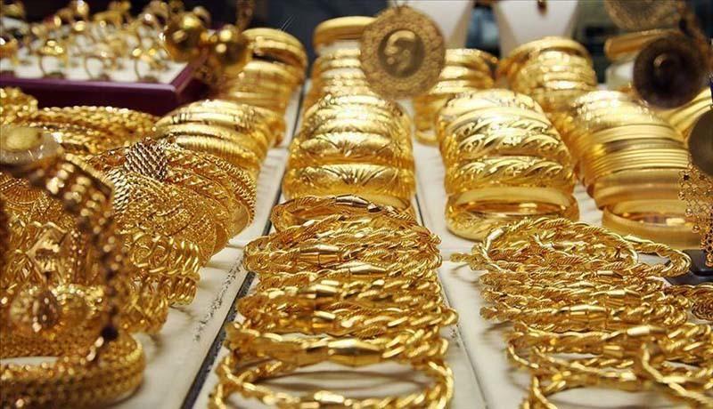 سیر صعودی قیمت طلا در بازار قزوین