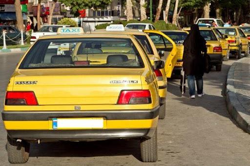 نرخ کرایه تاکسی و وانت بار در قزوین افزایش یافت