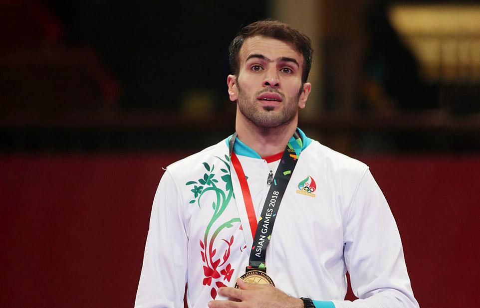 """""""بهمن عسگری""""، قهرمانی که افتخارات ورزشی را بنام خود مُهر کرد"""
