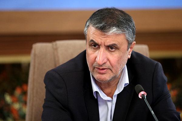 سفر وزیر راه و شهرسازی به استان قزوین
