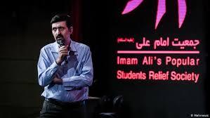 حساب خیرین را از جمعیت امام علی جدا کنید +کاریکاتور