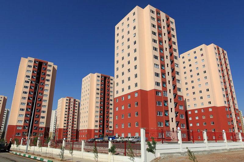 ۱۲۰۰ واحد مسکن برکت در قزوین ساخته میشود