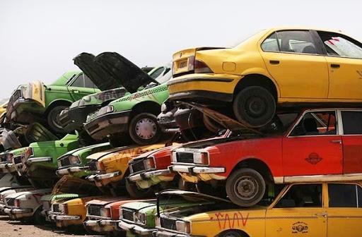 بیش از ۵۰ درصد تاکسیهای قزوین فرسوده است/ خداحافظی با تاکسیهای پیکان در آینده نزدیک