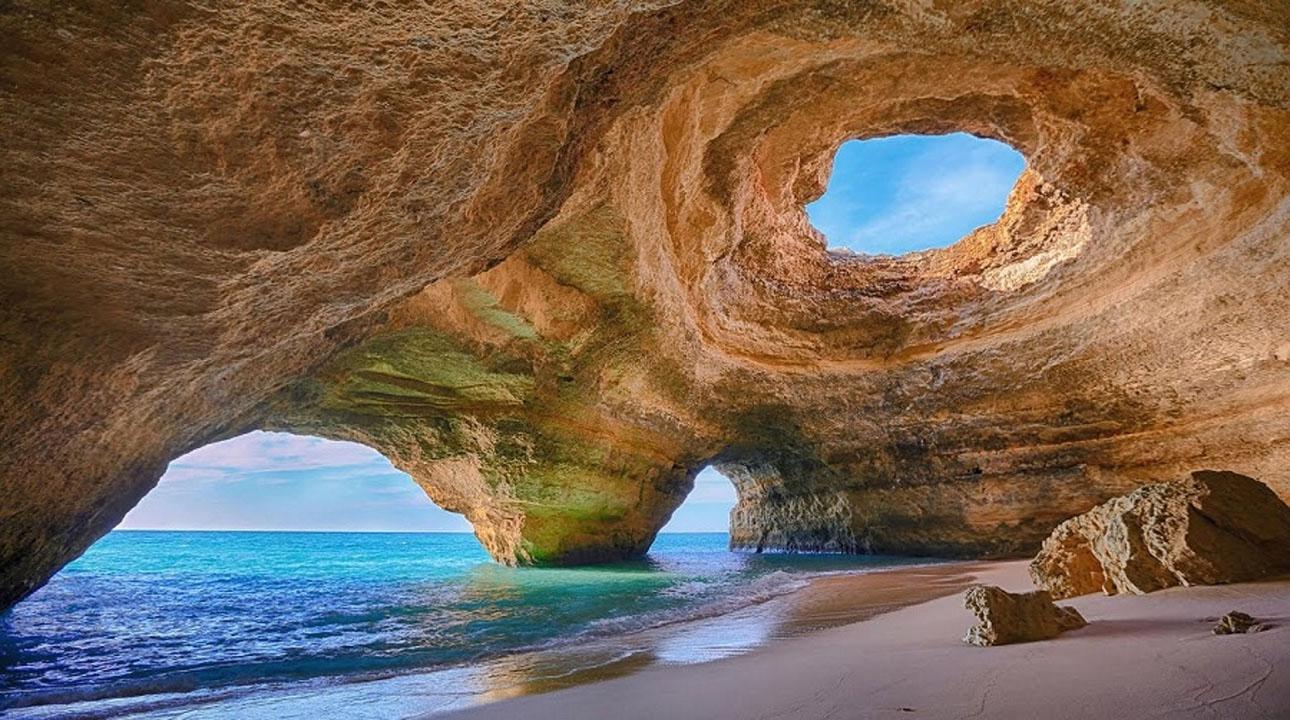 زیباترین غارهای جهان؛ از مخفیگاه بلورین تا کاخ کرمهای درخشان + تصاویر