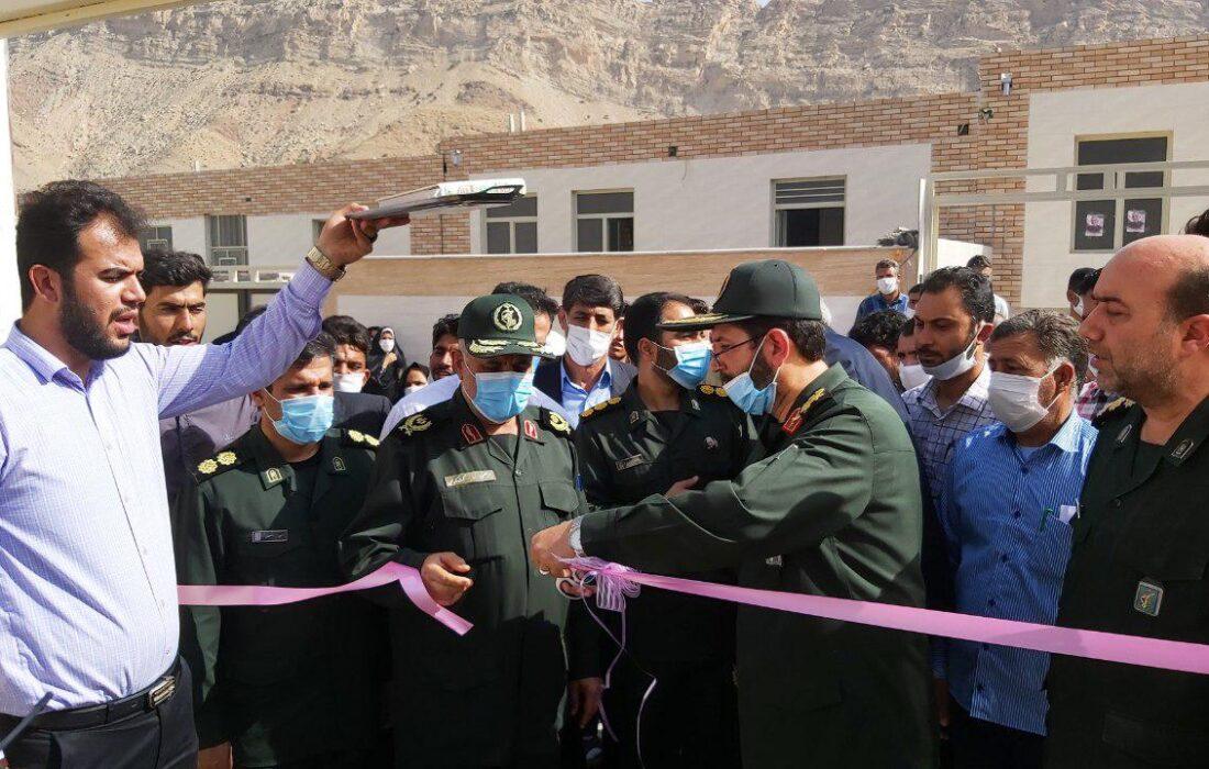 افتتاح ۴۰ واحد مسکونی در روستای مورانی / بهرهبرداری از پروژههای عمرانی پلدختر