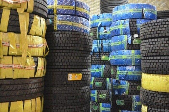۷۲ هزار حلقه لاستیک بین رانندگان قزوینی توزیع شد