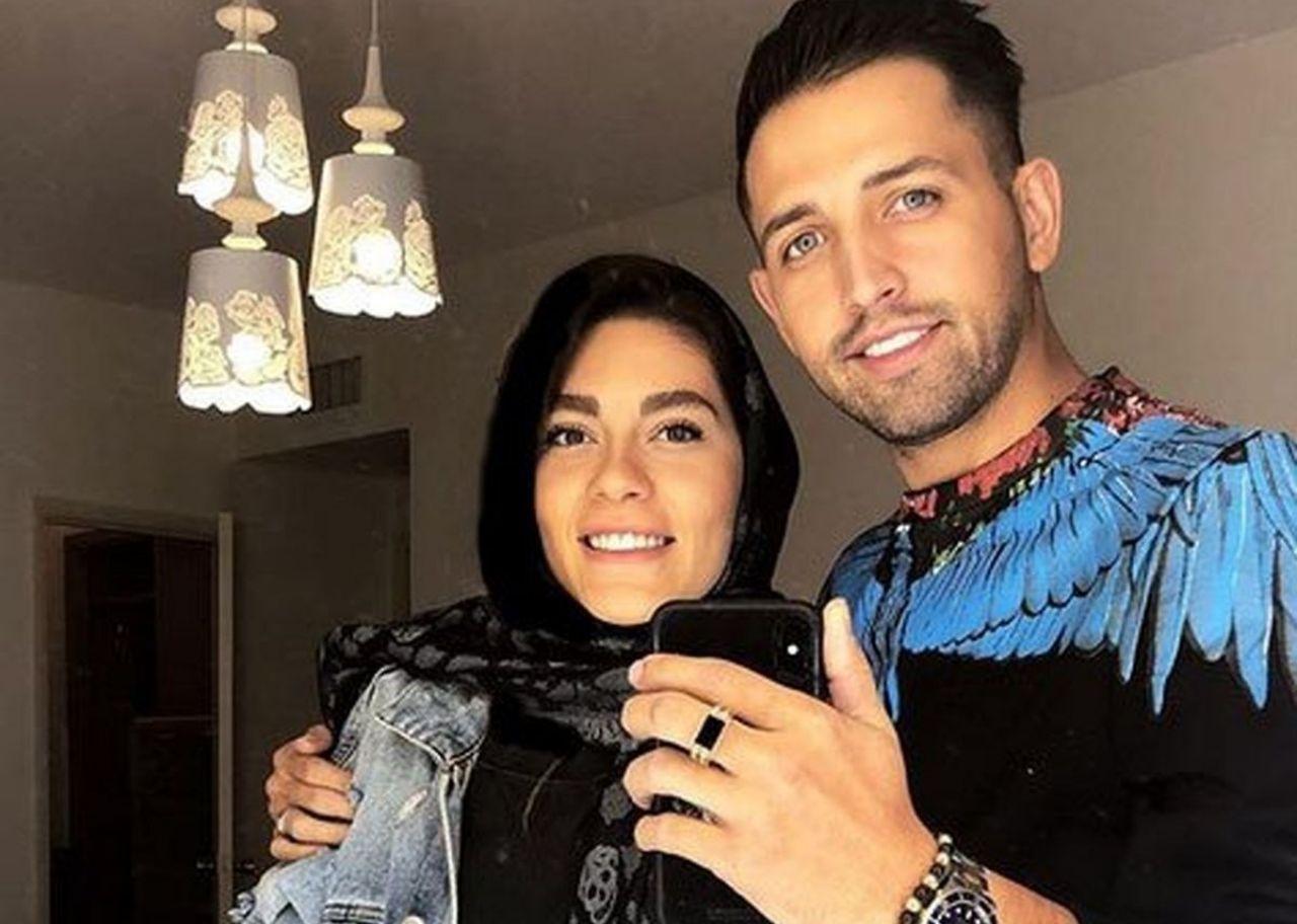 واکنش محسن افشانی به خبر جدایی همسرش