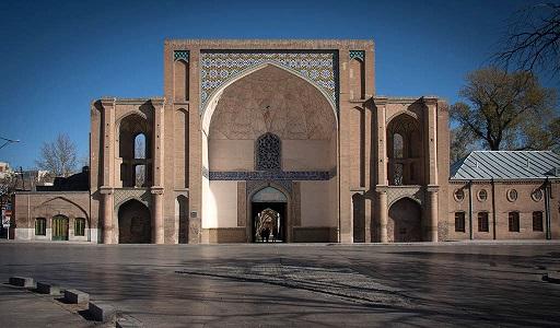 مرمت و بازسازی دولتخانه صفوی به شهرداری قزوین واگذار شود