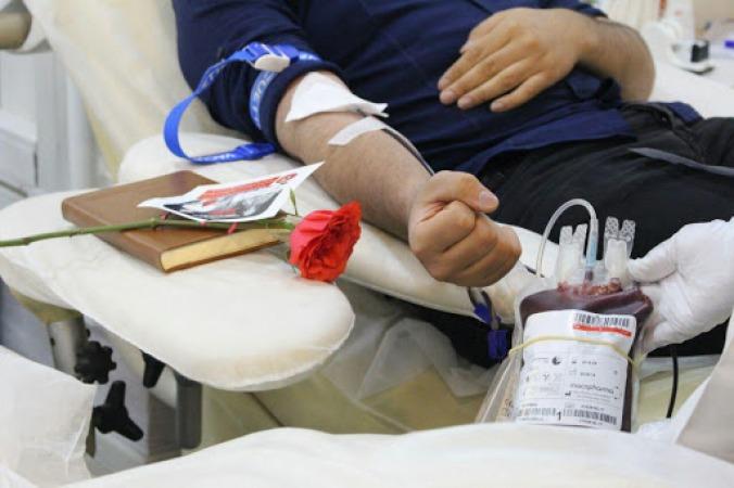 اهدای پلاسمای ۱۰۱ بهبودیافته کرونا/ مردم قزوین با اطمینان کامل برای اهدای خون مراجعه کنند