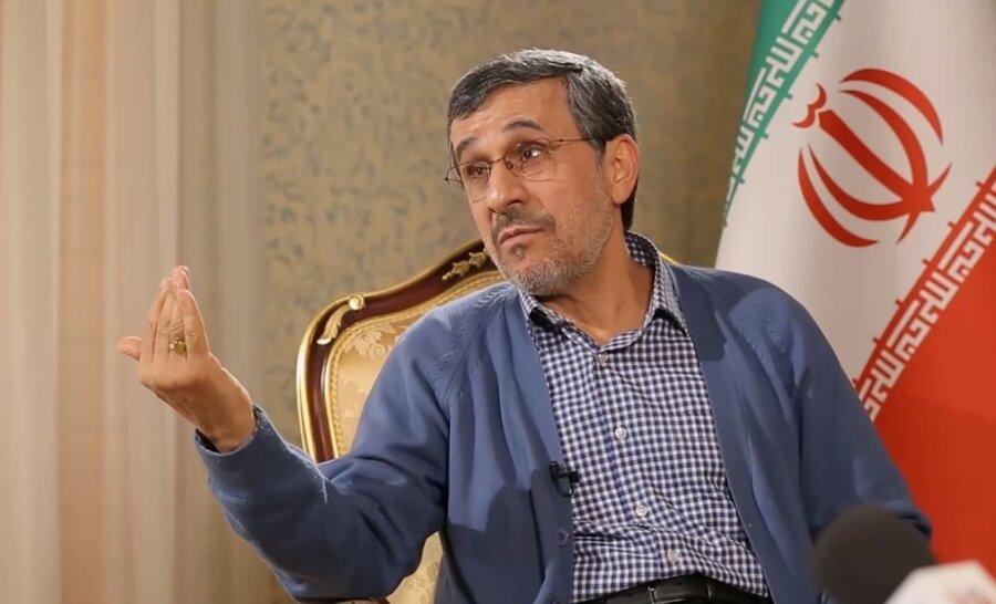 نامه احمدینژاد به بن سلمان: میدانم شما از کشته و زخمی شدن مردم بیگناه ناراحت هستید