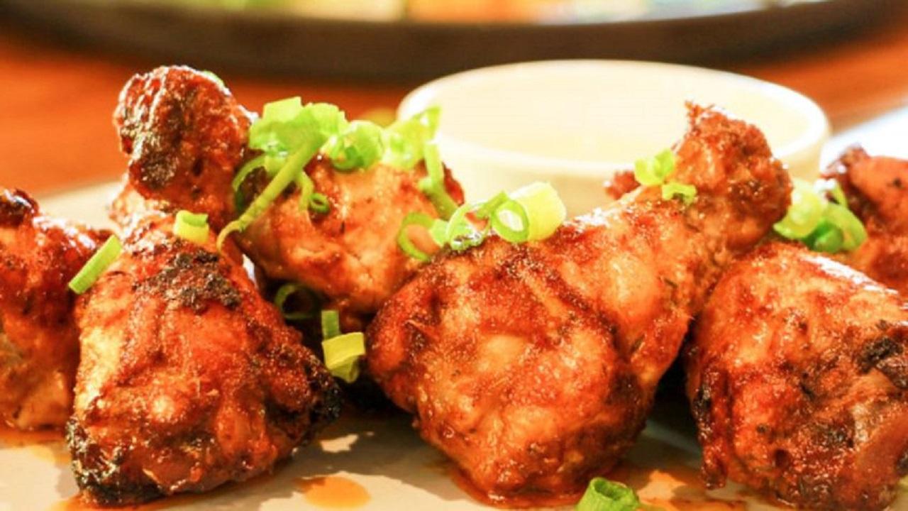 مرغ تنوری فوق العاده خوشمزه و اشتها آور + طرز تهیه