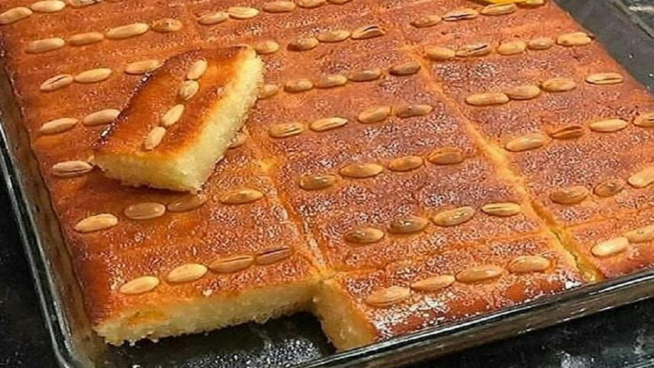 طرز تهیه کیک بسبوسه