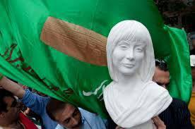متهم به قتل ندا آقاسلطان با کتاب ضداخلاقی به ایران بازگشت!