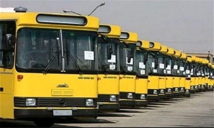 اتوبوسهای درون شهری قزوین اول مهر رایگان است