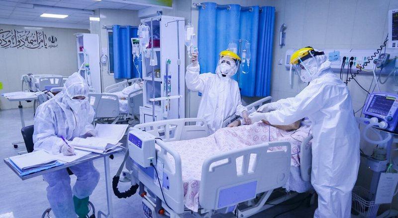 بستری ۳۱۹ بیمار کرونایی در قزوین/ طی ۲۴ ساعت گذشته ۳بیمار جان باختند