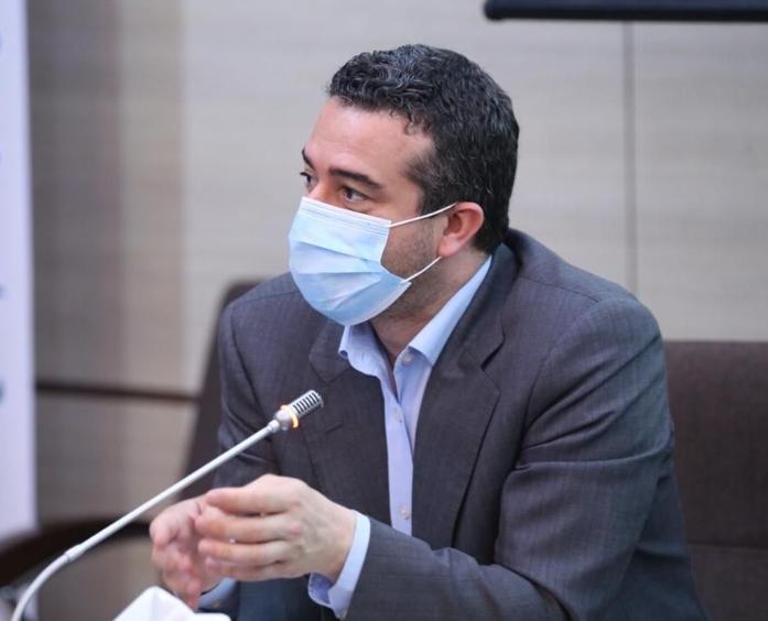 ۳۱۸ بیمار کرونایی در قزوین بستری هستند/ فوت ۴بیمار در شبانهروز گذشته