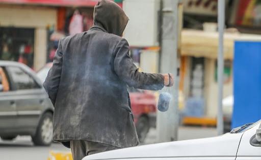  متکدی میلیاردری در قزوین روانه زندان شد/ اسپند دودکردن عاملی برای اخاذی از مردم